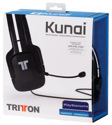 Tritton Kunai Stereo Headset - White (PS4)