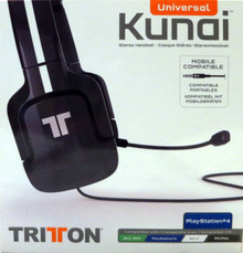 Tritton Kunai Universal Headset - Black