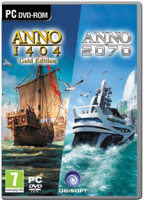 Anno 1404 Gold + Anno 2070 Bundle (PC)
