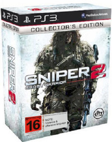 Sniper Ghost Warrior 2 Collectors Edition (PS3)