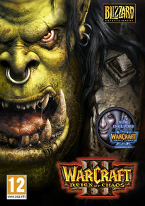 Warcraft III Gold (PC, Mac)