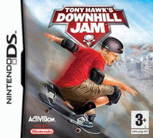 Tony Hawk's Downhill Jam (NDS)