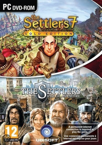 The Settlers 7 Gold + The Settlers Rise of an Empire (PC)