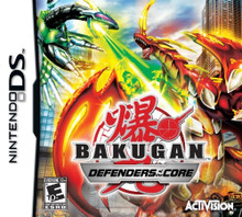 Bakugan: Battle Brawlers - Defenders of the Core (NDS)