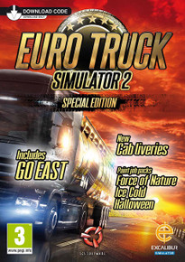 Euro Truck Simulator 2 Special Edition (PC)