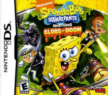 Spongebob Squarepants Globs of Doom (NDS)