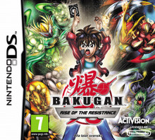 Bakugan: Rise of the Resistance (NDS)
