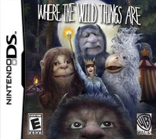 Where The Wild Things Are The Videogame (NDS)