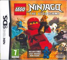 Lego Ninjago The Videogame with Figurine (NDS)