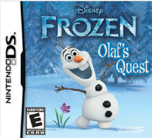 Disney Frozen Olaf's Quest (NDS)