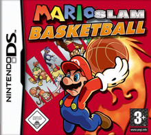 Mario Slam Basketball (NDS)