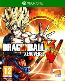 Dragon Ball Xenoverse (Xbox One)