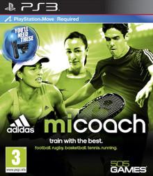 Adidas micoach (PS3)