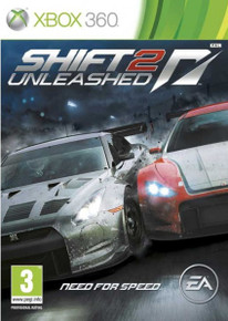 Need For Speed: Shift 2 Unleashed (X360)