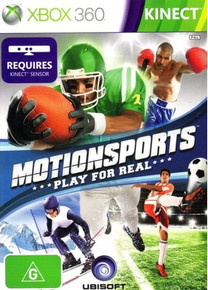 MotionSports Play For Real (X360)