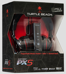 Turtle Beach Ear Force PX5 Gaming Headset