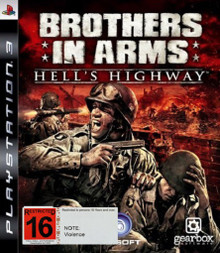 Brothers in Arms Hell's Highway Essentials Edition (PS3)