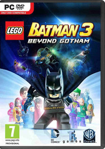 LEGO Batman 3 Beyond Gotham (PC)