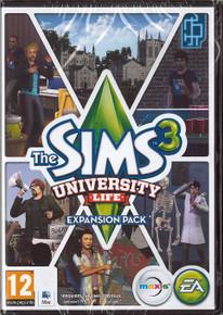 The Sims 3: University Life (PC, Mac)