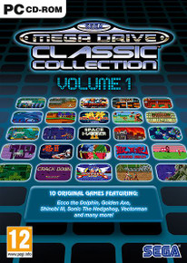 Sega Mega Drive Classic Collection Volume 1 (PC)