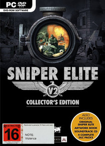 Sniper Elite V2 Collectors Edition (PC)