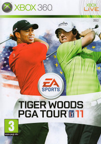 Tiger Woods PGA Tour 11 (X360)