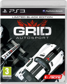 Grid Autosport Limited Black Edition (PS3)