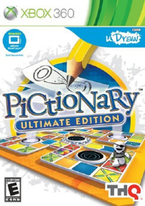 Udraw Pictionary Ultimate Edition (X360)