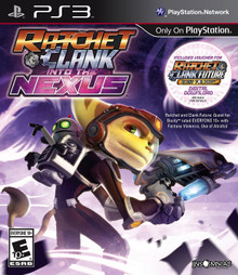 Ratchet & Clank: Into The Nexus (PS3)