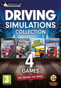 Driving Simulations Collection (PC)