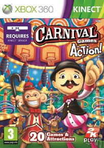 Carnival Games in Action (X360)