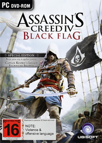 Assassin's Creed IV: Black Flag Special Edition (PC)
