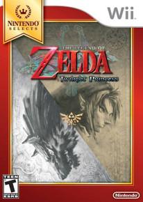 The Legend of Zelda Twilight Princess (Wii)