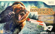 Cabela's Dangerous Hunts 2013 Gun Bundle (Wii)
