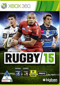 Rugby 15 (X360)