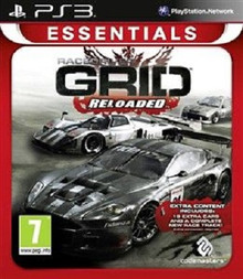 Race Driver Grid Reloaded (PS3)