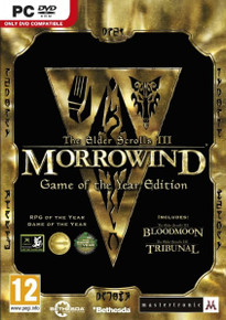 Elder Scrolls III Morrowind Game of the Year Edition (PC)