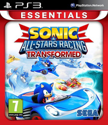 Sonic & All-Stars Racing Transformed - Essentials (PS3)