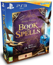 Wonderbook Book of Spells (PS3)