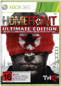 Homefront Ultimate Edition (X360)