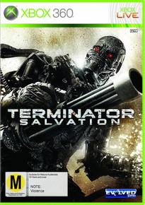Terminator Salvation (X360)