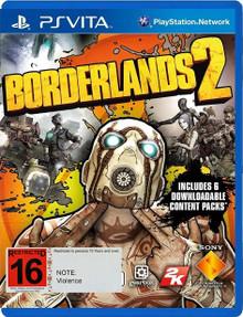 Borderlands 2 (PSVita)
