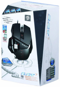 Mad Catz RAT 7 Gaming Mouse (PC)