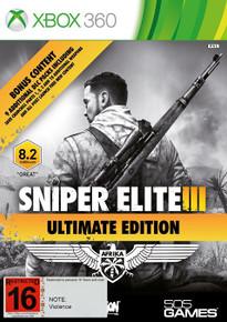 Sniper Elite III Ultimate Edition (X360)