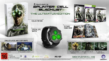 Tom Clancy's Splinter Cell Blacklist Ultimatum Edition (X360)