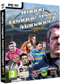 Rugby League Team Manager 2015 (PC)