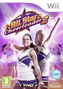 All Star Cheerleader 2 (Wii)