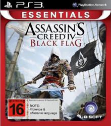 Assassin's Creed IV: Black Flag Essentials Edition (PS3)