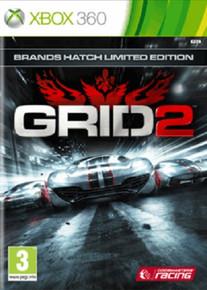 Grid 2 Brands Hatch Ltd Edition (X360)