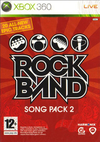 Rock Band Song Pack 2 (X360)
